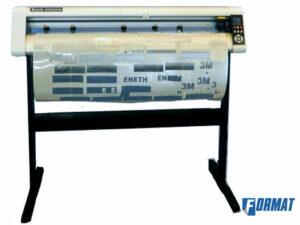 полиграфия шелкотрафаретный плоттер с фотодатчиком