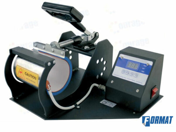 шелкотрафаретный термопресс для кружек